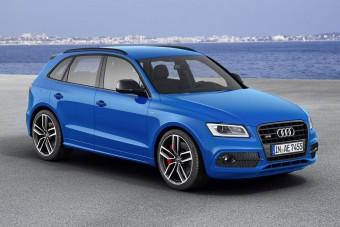 Erősebb lett, gyorsabb nem az Audi sportterepjárója