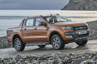 Frissebb, dögösebb lesz a Ford pick-upja