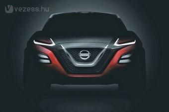 Ez az új Nissan Juke?