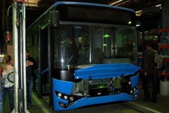 Nem találná ki, hol készülnek a BKV új buszai
