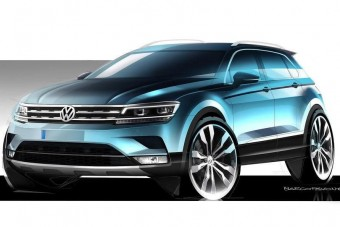 Hivatalos rajzokon a VW új szabadidőjárműve