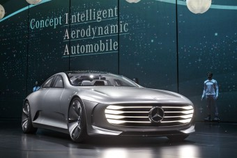 Alakváltó világrekorder a Mercedestől