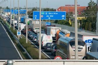 Uniós kártérítést kérnek a magyar fuvarozók