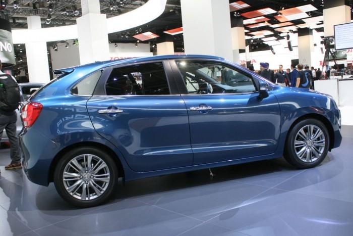 3995 milliméteres hosszával akkor, mint a jól fejlett kisautók, például a Corsa vagy az i10. Vannak ennél mutatósabb autói is a Suzukinak