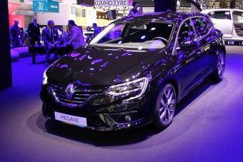 Beültünk az új Renault Mégane-ba