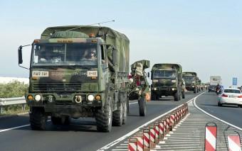 Amerika kisebb hadsereget küldött Magyarországra