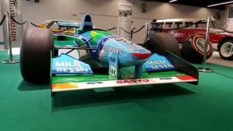 Megtaláltuk Schumacher eldugott autóját