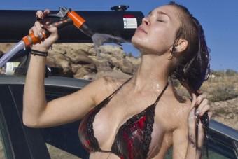 Zuhanyozz az autóddal akárhol!