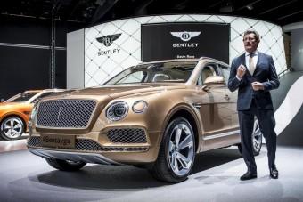 Na, kié lesz a Bentley SUV első példánya?
