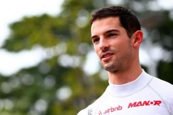 F1: Bogaras számot választott az amerikai pilóta