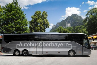 Haló! Ilyen buszt vegyenek a Volánok!