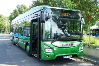 Gázos buszpremier az Andrássy úton