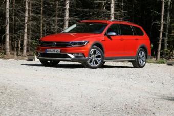 Vezettük: VW Passat Alltrack