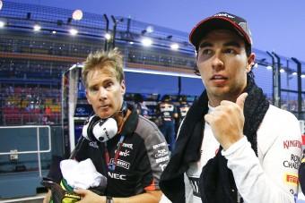 F1: Kié lesz akkor Perez?