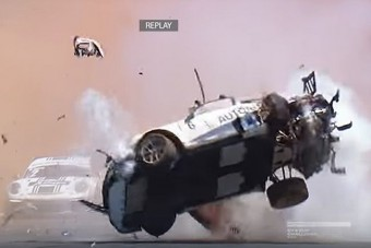 Hihetetlen balesetet élt túl Nelson Piquet fia