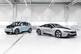 Amíg lesz innováció, lesznek BMW i-modellek is!