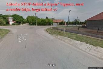 Aljas trükk a szlovák rendőröktől, 150 euróért