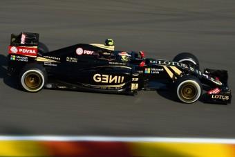 F1: Decemberig lóghat a levegőben a Lotus