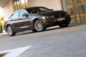 Teszt: BMW 420d Gran Coupé