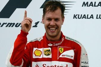 F1: Itt van Vettel ujjának titka