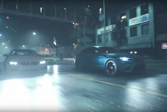 Na, melyik játékban debütál a BMW M2?