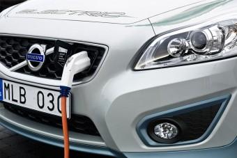 Jön az elektromos Volvo