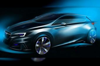 Ismét dögös lesz a Subaru Impreza!