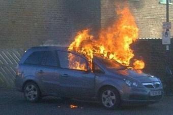 Tűzveszélyesek az Opel Zafirák?