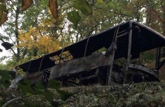 Tragikus buszbaleset történt a borvidéken
