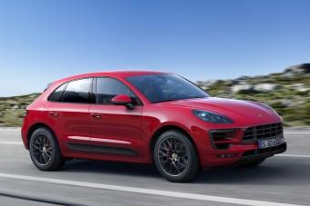 Porsche Macan GTS: Emelt hasú sportautó