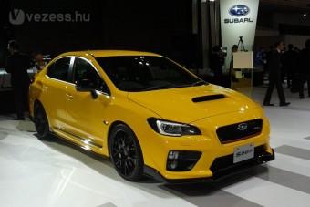 Bitang Subaru Impreza most, szép a jövőben