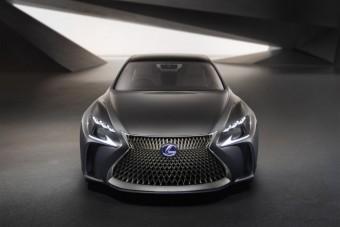 Gazdagok, itt jön az új Lexusotok