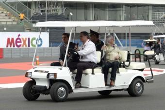 F1: Minden, amit a mexikói pályáról tudni kell