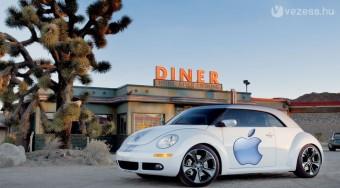 Az Apple-től igazolt főnököt a Volkswagen