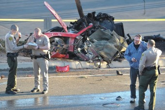 A Porsche szerint Paul Walker maga felelős a haláláért