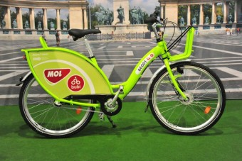 300 új kerékpárt és 16 új állomást kínál a Bubi