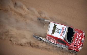 Megvan a Dakar-rali végleges útvonala