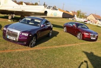 A Rolls-Royce nem csak autókat gyárt ám!