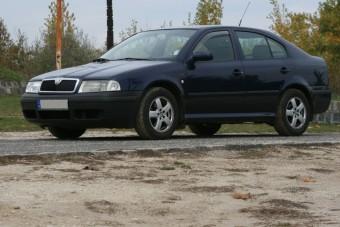 A legjobb használt dízel Škoda, 611 000 kilométerrel