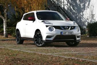 Teszt: Nissan Juke Nismo RS