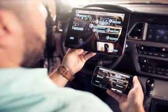 Virtuális kézikönyvvel újít a Hyundai