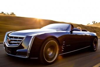 Luxuskabrió, szupersportkocsi a Cadillactől?