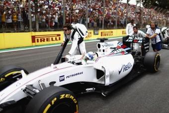 F1: Valami nem stimmel Massa kizárásával