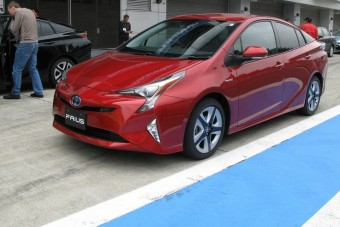 Vezettük: Toyota Prius 2015