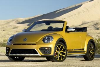 Megépíti sivatagi örömjárgányát a Volkswagen