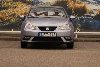 Teszt: SEAT Ibiza 1,2 TSI