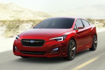 Ez itt a Subaru jövője, úgy nézd meg!