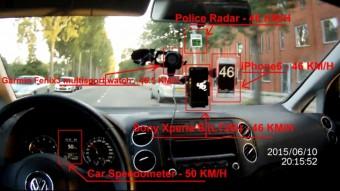 Videó bizonyítja: minden jól mér, de a kilométeróra hazudik