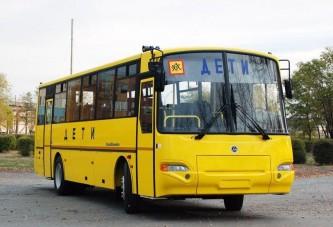 Iskolabuszokkal a -30 fokos hidegben