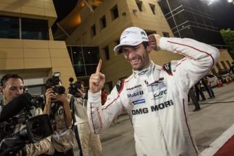 Világbajnok lett Mark Webber